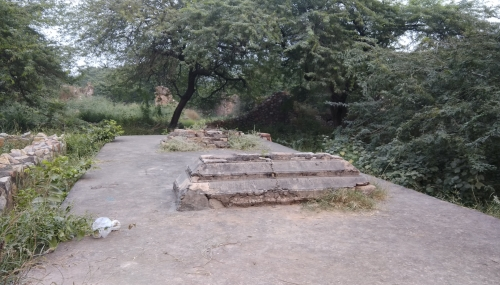 Unknown Graves Of Mehrauli Archaeological Park
