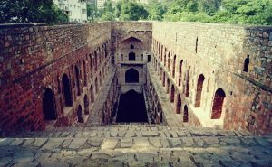 Agrasen Ki Baoli Haunted