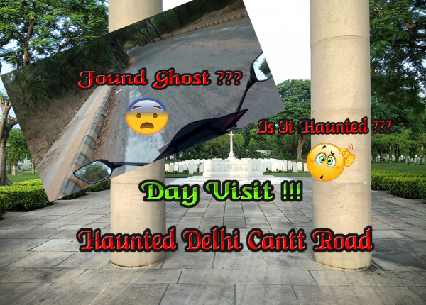 Horror Road Of Delhi Cantt