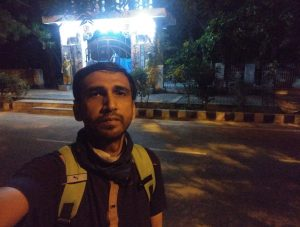 Dwarka Sector 9 Haunted Road