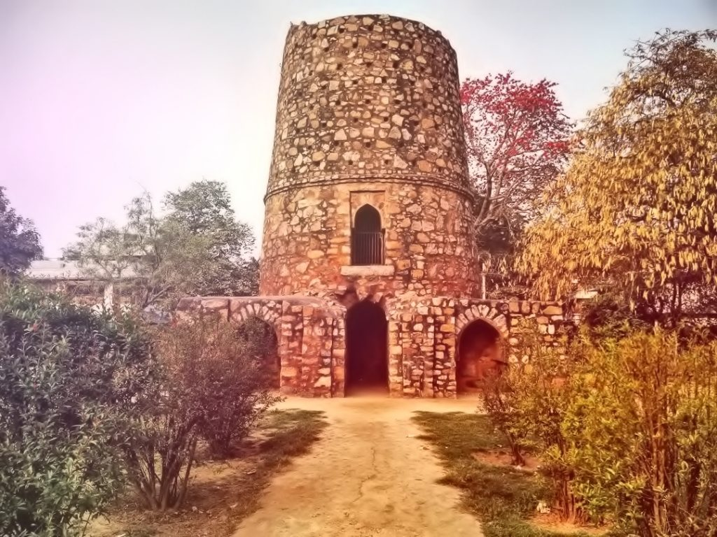 Front of Chor Minar