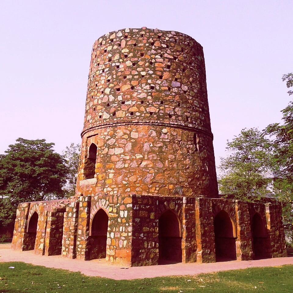 Chor Minar Side View
