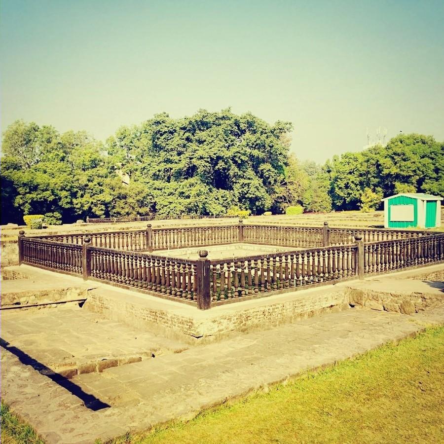 Complex of Shaniwar Wada