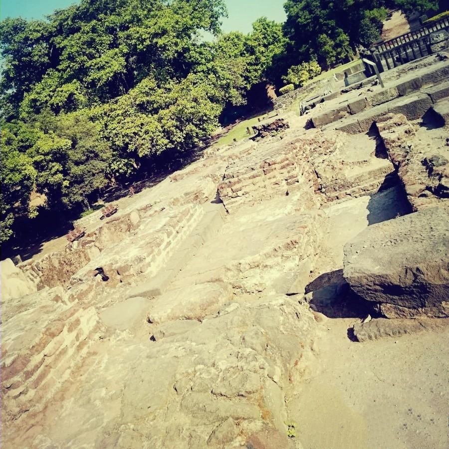 Ruins of Shaniwar Wada