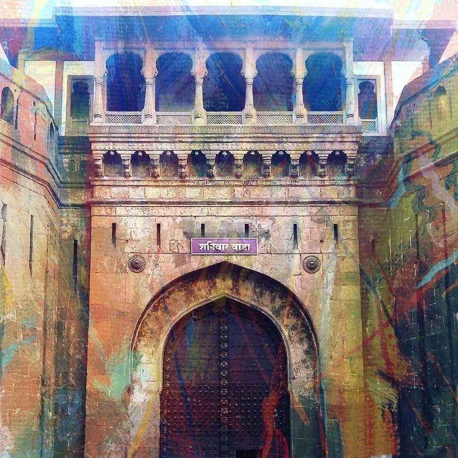 Shaniwar Wada Entry