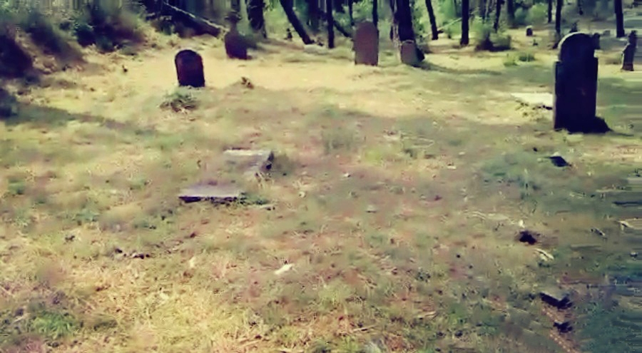 Dagshai Haunted Cemetery