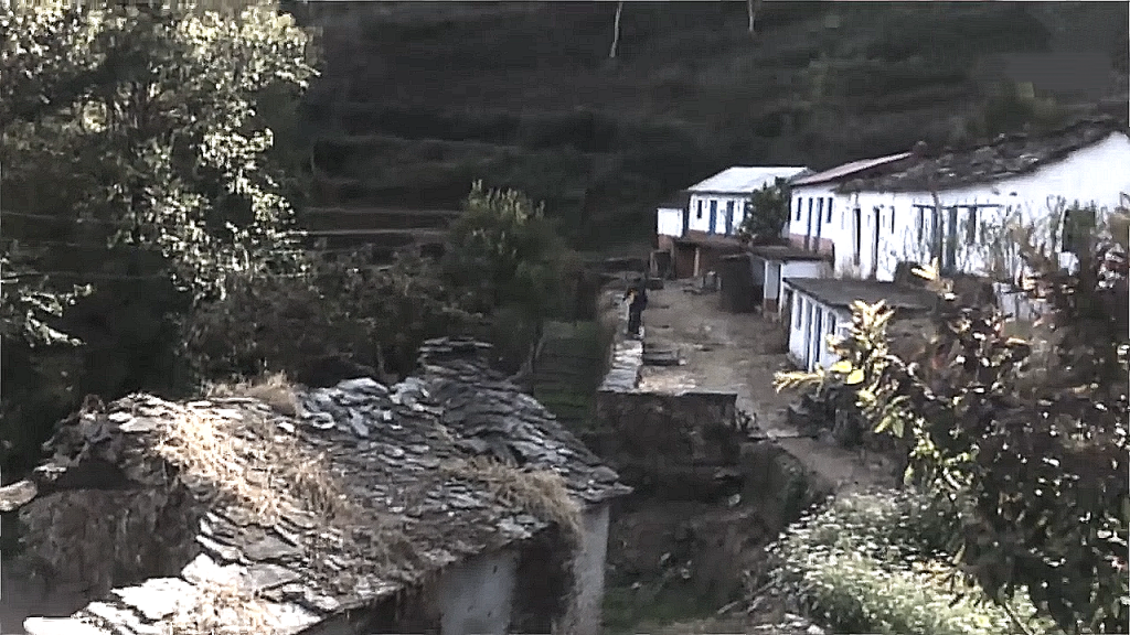 Abandoned Village of Uttarakhand