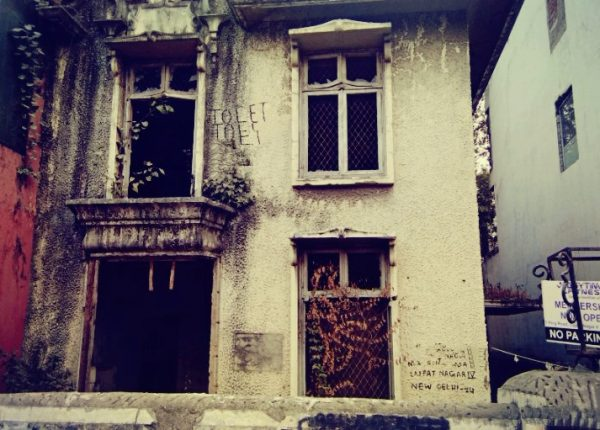 Lajpat Nagar Haunted House